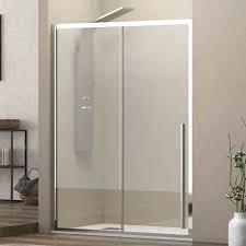 karag elysium 400 sliding shower door