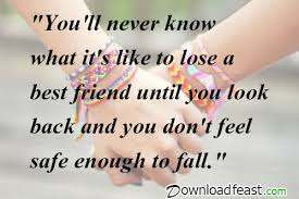 Quotes About Losing A Best Friend Friendship Top 100 great and simple friendship quotes Downloadfeast 58