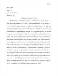 sample evaluation essay on a movie evaluation essay on a movie example