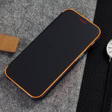 samsung flip phone 2017. official samsung galaxy a5 2017 neon flip cover - black phone 0