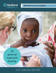 2017 ANNUAL REPORT 25 years of hope and healing