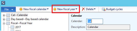 Running Fiscal Year End Close In Microsoft Dynamics Ax 2012