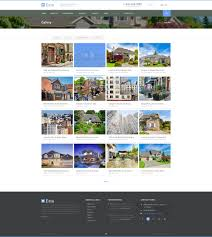 esta real estate psd template by torbara themeforest esta real estate psd template