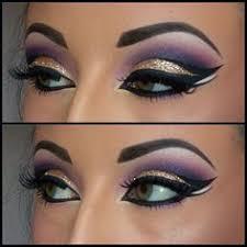 10 best arabian eye makeup tutorials with step by step tips egyptian eye makeup egyptian eye and cleopatra