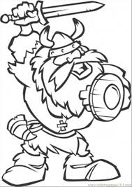 Small Picture Short Viking With Coloring Page Free Others Coloring Pages