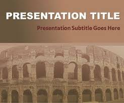 powerpoint templates history civilization powerpoint template