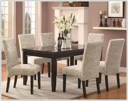 marvelous dining room sets with fabric chairs furniture interior home design by dining room sets with