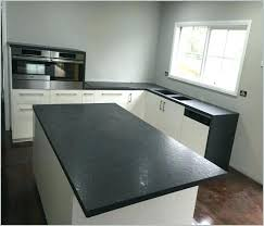 charcoal granite countertops gray kitchen cabinets
