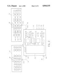 patent us4844110 control system for remotely controlled motor patent drawing