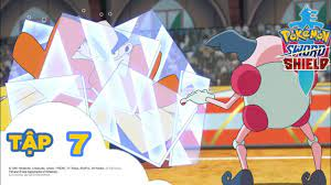 Anime Pokemon Sword and Shield Episode 7 Preview - YouTube