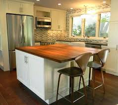 wood counter island custom teak wood crafted by used for a large kitchen island with seating wood counter island