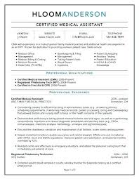 Resume Template For Healthcare Professionals – Eukutak