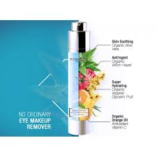 purify dual fort eye lip makeup remover 50g