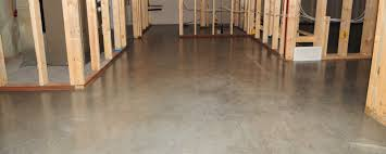 Cement Kitchen Floor Best Flooring For Concrete All About Flooring Designs