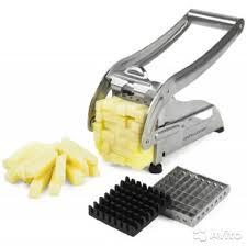 <b>Машинка для нарезки</b> овощей Potato Chipper X800 - Для дома и ...