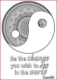 Inspirational Quotes Coloring Pages Jeannettecliftgeorge Com