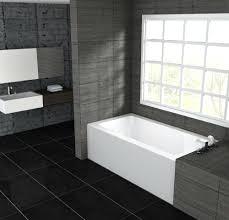 bathtubs 66 x 32 drop in tub kohler archer 66 x 32 tub 6030 66