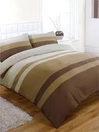 brown striped bedding king size duvet set natural brown tan striped king size quilt cover bed brown striped bedding