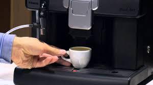 <b>Saeco Aulika</b> Mid - <b>кофемашина</b> для офиса - YouTube