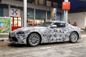 New Toyota Supra Won't Premiere At Detroit Auto Show | Carscoops