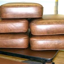 couch cushion covers leather cushions replacement sofa new cores for cu