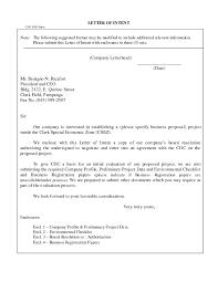 Business Letter Format Enclosure Cover Letter Format And Bussines