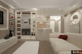 design interior living clasic de lux apartament