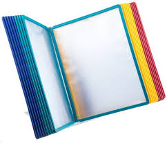 Blue Green Online Durable Black Blue Green Red Yellow Desktop Document Holder