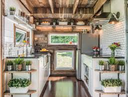 Close View Of The Kitchen Alpha Tiny Home And More Information - Kitchens and more