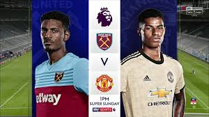 Different ways of searching for this match: Futbol Epl 19 20 Matchday 06 West Ham United Vs Manchester United 22 09 2019