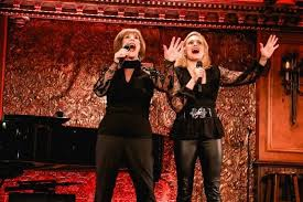 "Jana Robbins & Haley Swindal: The Songs of Kander & Ebb ""We Just Move On"" -  Cabaret Hotspot!"