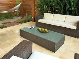 brown set patio source outdoor. Source Outdoor Furniture King Wicker Lounge Set Brown Patio I