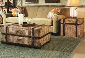 full size of living room wicker coffee table with stools round rattan coffee table with stools
