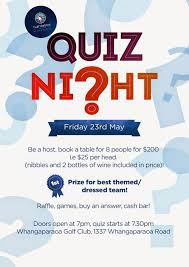 Pto Quiz Night Google Search Poster Pinterest Template