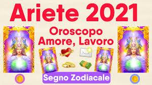 Ariete ♈❤️💌 Oroscopo 2021 🔮 Amore, Lavoro, Novità 🌟 Lettura Tarocchi -  YouTube