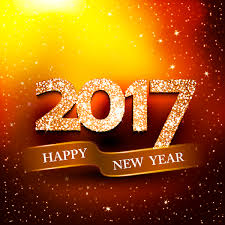 2017 background.  2017 Happy New Year Banner With 2017 Shiny Background Vector On Background V