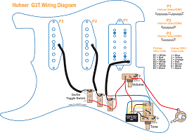 hohner g2t wiring gibson guitar board