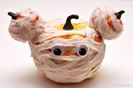 New Mummy Pumpkin
