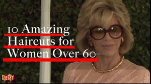 Hair Style For Women Over 60 10 amazing haircuts for women over 60 youtube 8035 by wearticles.com