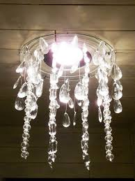 diy crystal chandelier awesome ilovebigelow in diy bedroom chandelier
