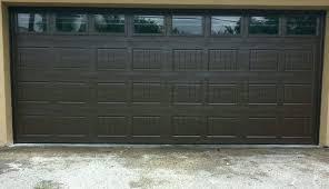 16x7 garage door oak summit garage doors short panel bead board impact gl no gl white 16x7 garage door