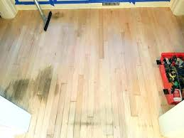 cleaning fake wood floors cleaners