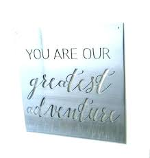 Personalized Decorative Signs