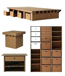 how to make cardboard furniture. Do It Yourself Storage Cabinet Project How To Make Cardboard Furniture For