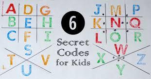 6 Secret Code Activities And Ideas For Kids Melissa Doug Blog