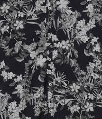 flowers pictures to print. Perfect Pictures NOE  Cotton Flowers Printed Shirt Black With Flowers Pictures To Print