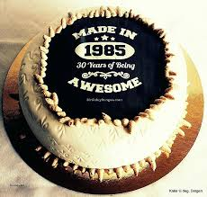 96 30th Birthday Cake Ideas For Her Outstanding 30th Birthday