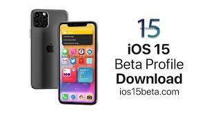 iOS 15 Beta Profile Download - iOS 13 Beta Download