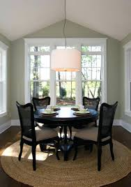 round rugs ikea round rugs dining room traditional with breakfast nook cane dining sheepskin rug ikea