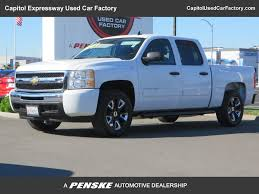 2011 Used Chevrolet Silverado 1500 LT at Capitol Expressway Used ...